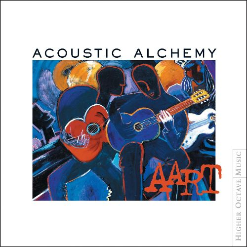 Photo of ACOUSTIC ALCHEMY – AART