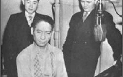 Harry Lim – Dari Batavia ke bisnis Jazz Amerika