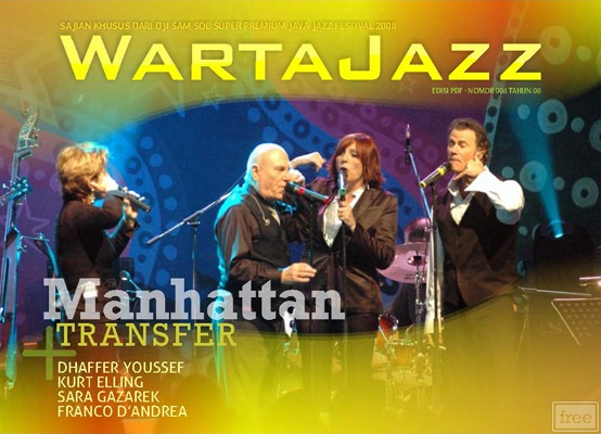 Photo of WartaJazz PDF Edisi 08