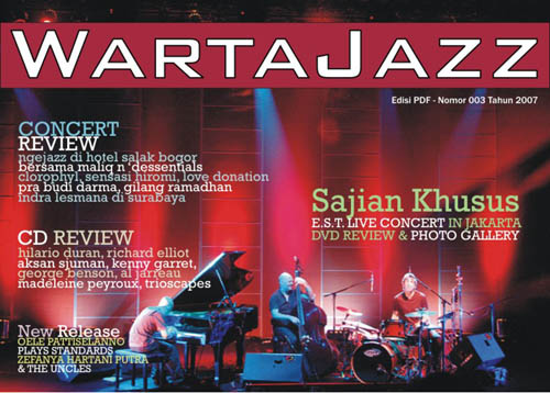 Photo of WartaJazz PDF Edisi 03