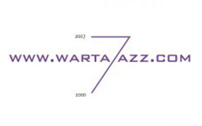 HARI INI WARTAJAZZ.COM BERUSIA 7 TAHUN
