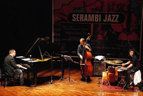 Serambi Jazz: Florian Ross (piano)