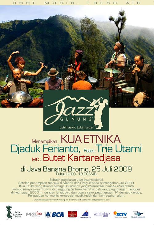 jazz-gunung