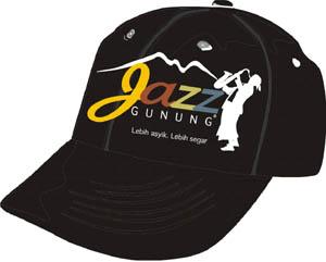 topi - jazzgunung - black