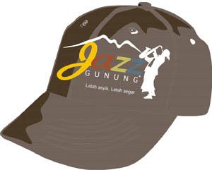 topi - jazzgunung - brown