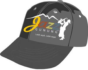 topi - jazzgunung - silver