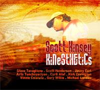 Scott Kinsey - Kinesthetics (cover)