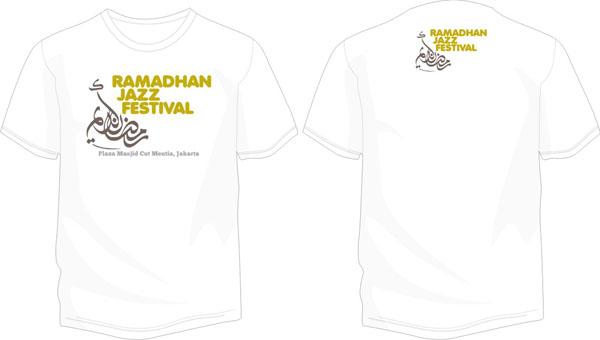 109-Ramadhan Jazz Festival White