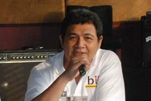 Idang Rasjidi di BlackCat Senayan Jakarta