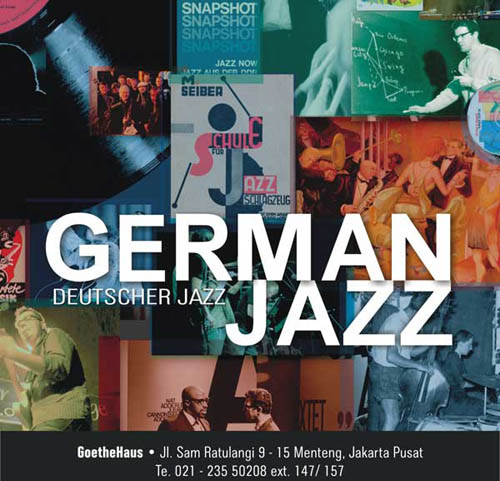 Poster German Jazz