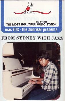 Indra Lesmana - From Sydney with Jazz