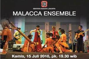 Malacca Ensemble - Bentara Budaya Jakarta