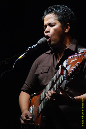 Balawan di Jazz @ Fort Rotterdam 2010 - Makassar