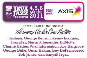 Axis Java Jazz Festival 2011
