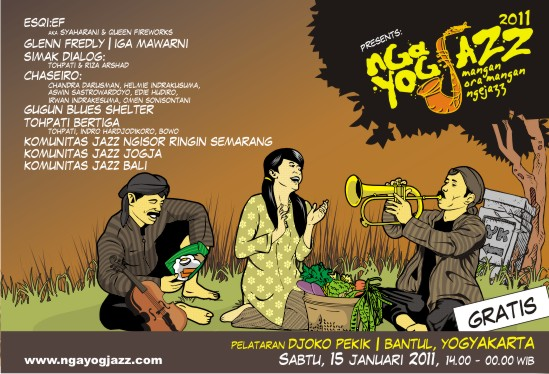 Photo of Ngayogjazz dan Momentum Perubahan