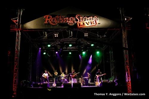 "Konser rilis album kedua Trisum, ""Five in One"" di Rolling Stone Cafe Jakarta"