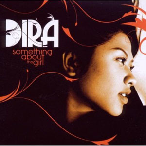 Cover album Dira Sugandhi - Something about the Girl