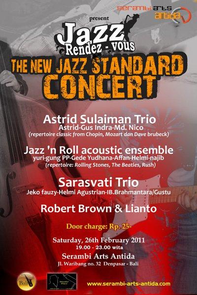Jazz Rendezvous - Bali