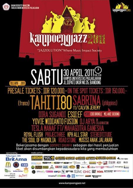 Kampoeng Jazz 2011