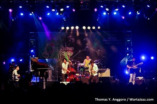 Yuichiro Tokuda's Ralyzz Dig - Borneo Jazz 2011