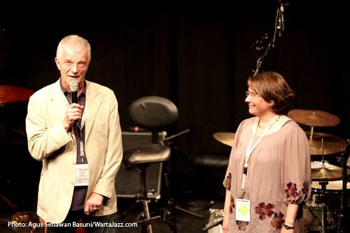 Peter Schulze dan Sybille Kornitschky