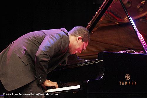 Rafael Zaldivar - JazzAhead! 2011