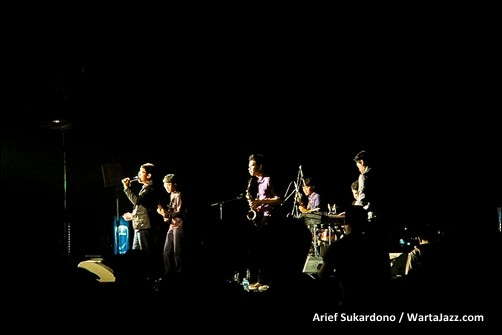 Alcapone - The 4th Asean Jazz Festival