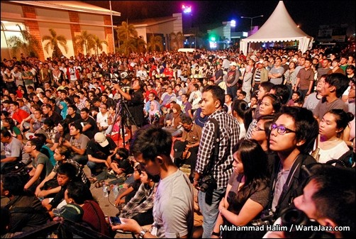 Audiens - The 4th Asean Jazz Festival