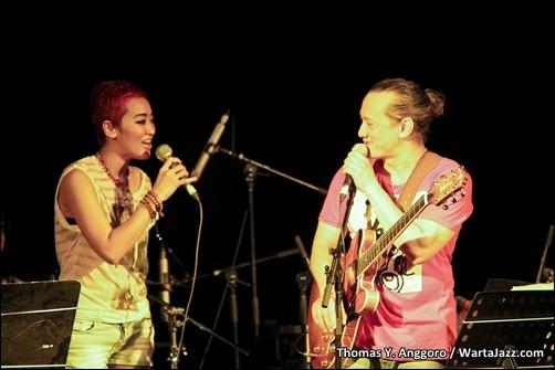 Beben Jazz & Inna Kamarie - The 4th Asean Jazz Festival