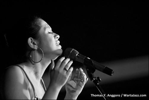 Dira Sugandi - The 4th Asean Jazz Festival