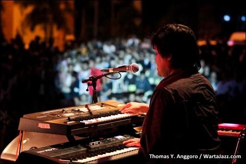Dwiki Dharmawan (Eastmania)  - The 4th Asean Jazz Festival