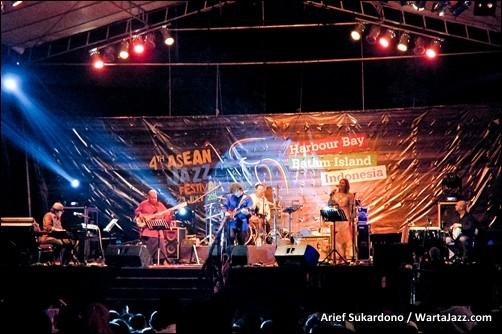 Eastmania - The 4th Asean Jazz Festival