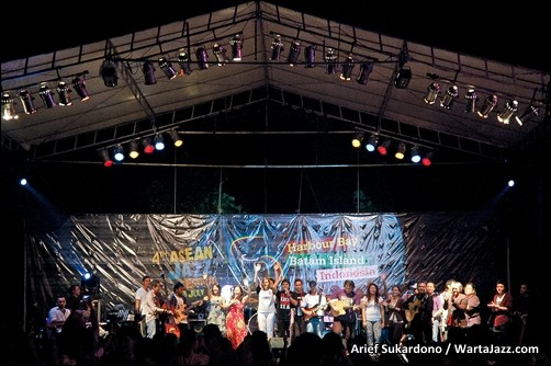 Finale - The 4th Asean Jazz Festival