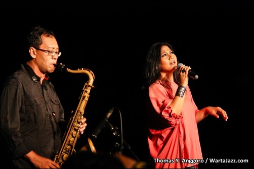 Iga Mawarni - The 4th Asean Jazz Festival
