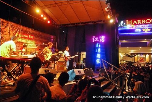 Jeremy Tordjman - The 4th Asean Jazz Festival