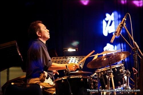 Jun Viray - The 4th Asean Jazz Festival