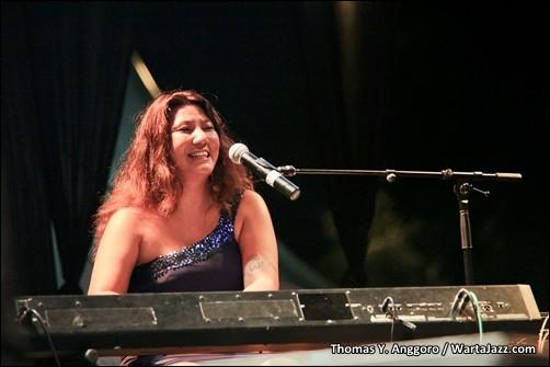 Nita Aartsen - The 4th Asean Jazz Festival