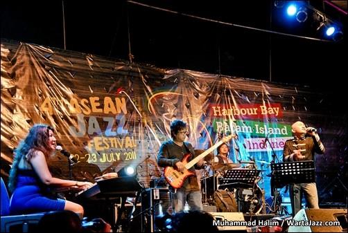 Nita Aartsen Quatro - Asean Jazz Festival