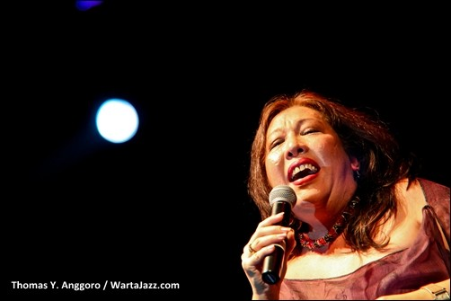 Sandra Lim Viray - The 4th Asean Jazz Festival