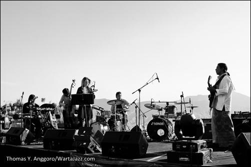 Jazz on Bromo - Koko Harsoe & Friends