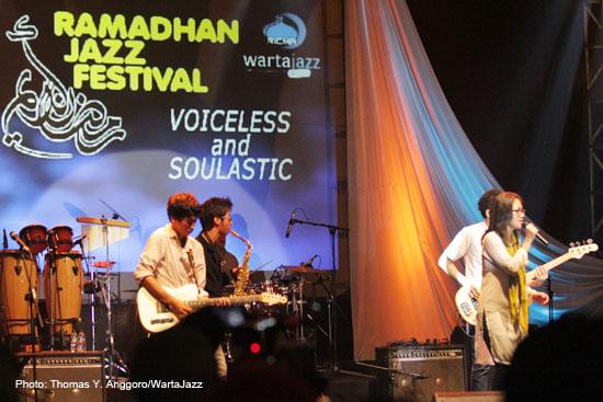 VnS di Ramadhan Jazz Festival 2011