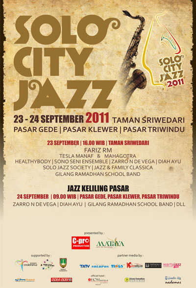 Solo City Jazz 2011