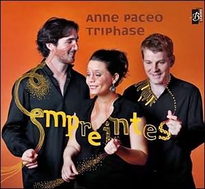 Anne Paceo Triphase - Empreintes