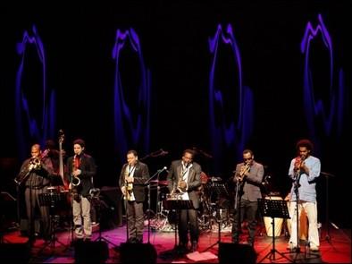 David Murray Cuban Ensemble (foto oleh Jeroen Bosman)