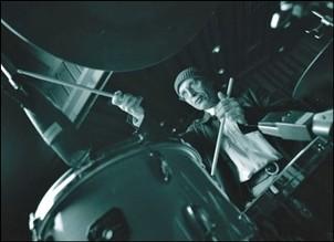 Paul Motian (foto oleh Jimmy Katz)