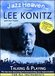 Lee Konitz - Talking & Playing