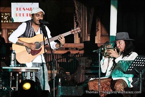 Glenn Fredly dan Sujiwo Tejo