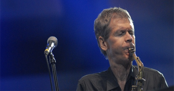 Photo of Djarum Super Mild Java Jazz Festival 2012 : David Sanborn