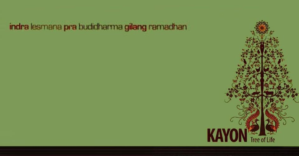 Kayon Tree of Life - Indra Lesmana, Pra Budi Dharma, Gilang Ramadhan