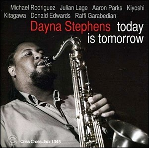 Photo of Dayna Stephens – Today is Tomorrow